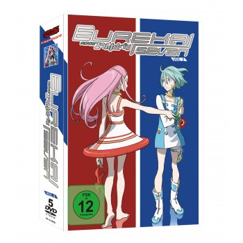 Eureka Seven - Vol. 2 DVD-Edition