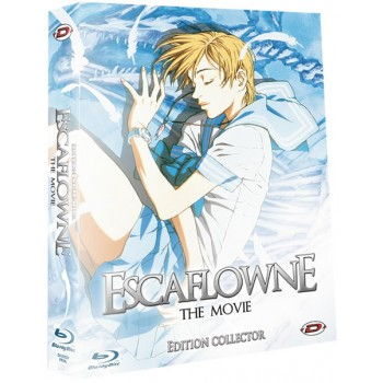 ESCAFLOWNE The Movie BLU-RAY Collectors Edition