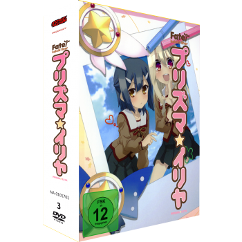 Fate / Kaleid Liner Prisma Illya - Komplett-Box DVD