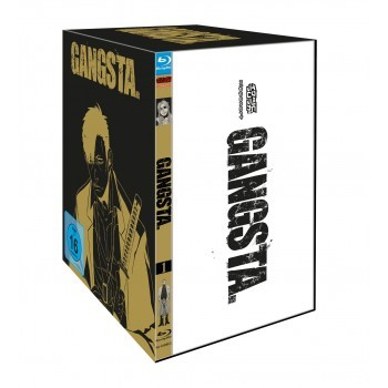 GANGSTA. – Vol. 1 inkl. Sammelschuber - Blu-ray-Edition