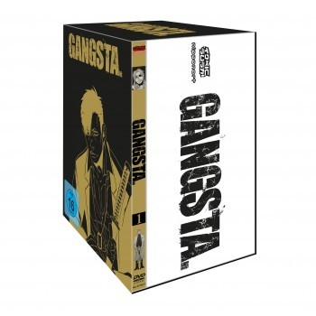 GANGSTA. – Vol. 1 inkl. Sammelschuber - DVD-Edition