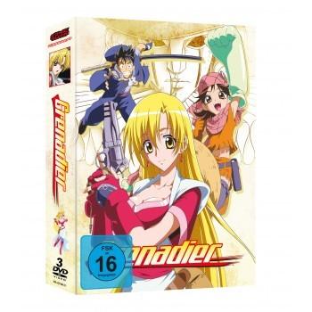 Grenadier - Gesamtausgabe DVD