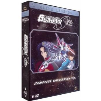 Gundam Seed Complete Season Vol. 1
