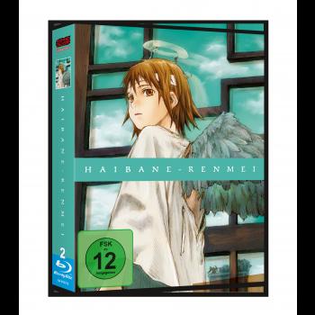 Haibane Renmei Gesamtausgabe Blu-ray (VÖ: 08.12.2017!)