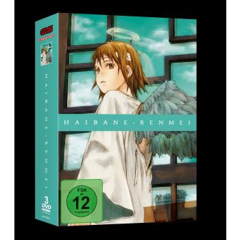 Haibane Renmei Gesamtausgabe DVD (VÖ: 24.11.2017!)