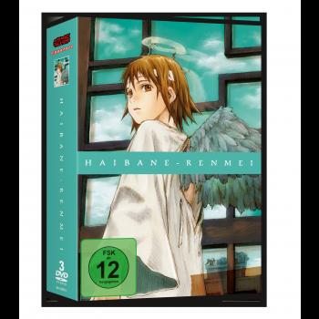 Haibane Renmei Gesamtausgabe DVD (VÖ: 08.12.2017!)
