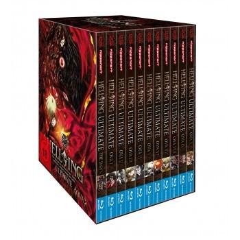 Hellsing Ultimate OVA - MEGA BUNDLE im Schuber Blu Ray - Edition