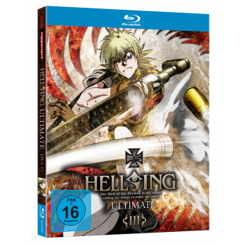 Hellsing Ultimate OVA Vol. 3 Blu-ray-Edition