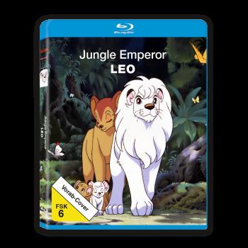 Jungle Emperor Leo - Der Kinofilm Blu-ray (VÖ:31.08.2018) (VÖ: 31.08.2018!)