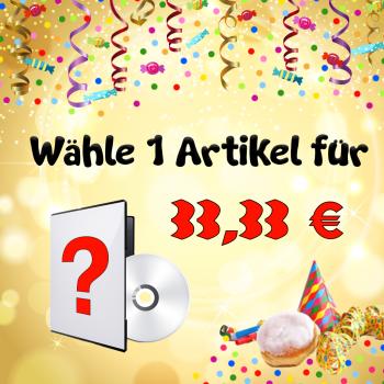 Ein Artikel für verrückte 33,33 € !!!