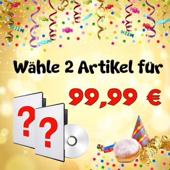 2 Top-Sets für karnevalistische 99,99 €!!!