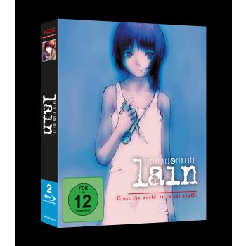 Serial Experiments Lain Gesamtausgabe Blu-ray (VÖ: 13.10.2017!)