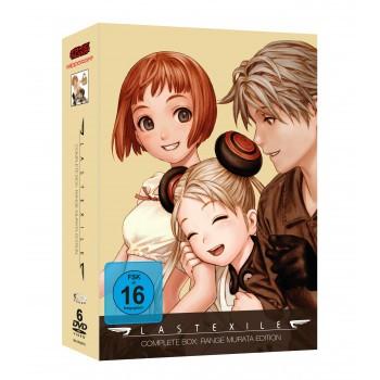Last Exile - Gesamtausgabe DVD-Edition