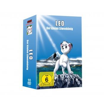 Leo, der kleine Löwenkönig Complete DVD- BOX (VÖ: 27.07.2018!)