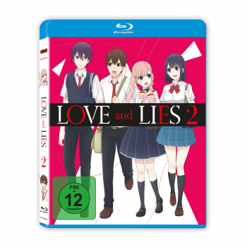 Love and Lies Vol. 2 Blu-ray (VÖ: 25.01.2019!)