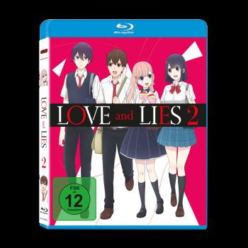 Love and Lies Vol. 2 Blu-ray (VÖ: 25.01.2019!)