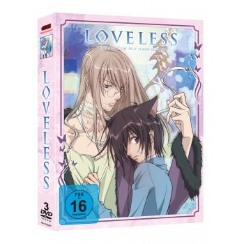 Loveless - Collector's Edition DVD