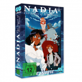 Nadia - The Secret of Blue Water, The Movie