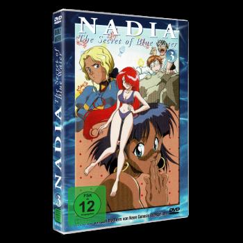 Nadia - The Secret of Blue Water, Vol. 3