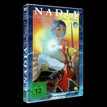 Nadia - The Secret of Blue Water, Vol. 4