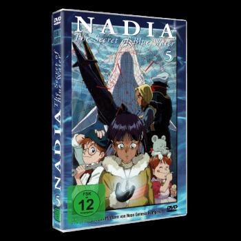 Nadia - The Secret of Blue Water, Vol. 5