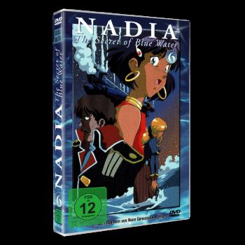 Nadia - The Secret of Blue Water, Vol. 6