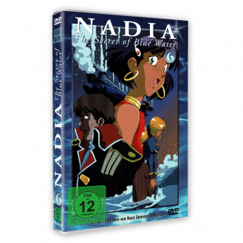 Nadia - The Secret of Blue Water, Vol. 6
