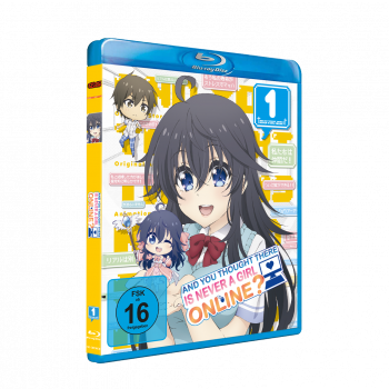 And you thought there is never a girl online? Vol. 1 Blu-ray
