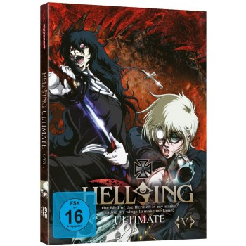 Hellsing Ultimate OVA Vol. 5 DVD-Edition (optional mit exklusivem T-Shirt!)