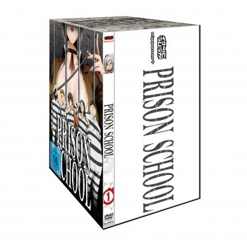 Prison School – Vol. 1 inkl. Sammelschuber - DVD-Edition