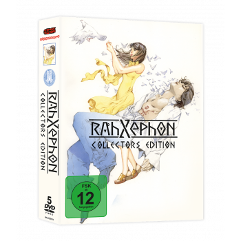 RahXephon - Collector's Edition DVD (VÖ: 18.11.2019!)
