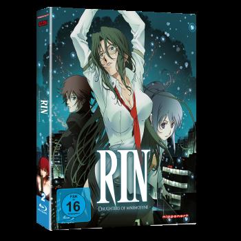 RIN -Daughters of Mnemosyne- Blu-Ray