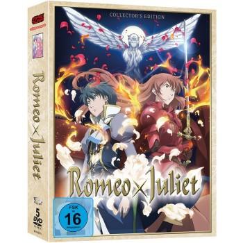 Romeo X Juliet - Gesamtausgabe DVD