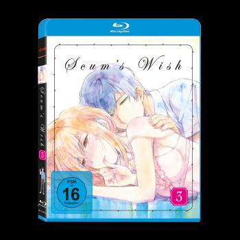 Scum's Wish Vol. 3 Blu-ray inkl. Sammelschuber (VÖ: 26.04.2019!)