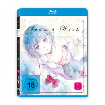 Scum's Wish Vol. 1 Blu-ray