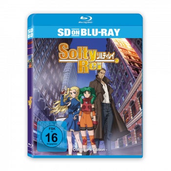 Solty Rei - Gesamtausgabe Blu-ray (SD on Blu-ray) (VÖ: 29.03.2019!)
