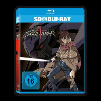 SoulTaker - Complete Edition Blu-ray (SD on Blu-ray) (VÖ: 12.07.2019!)