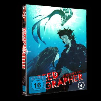 Speedgrapher Vol. 4