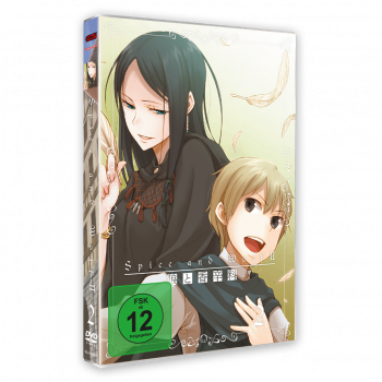 Spice & Wolf II (2. Staffel) Vol. 2 DVD (VÖ: 24.08.2020!)