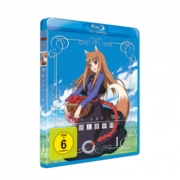 Spice & Wolf Vol. 1 Blu-ray