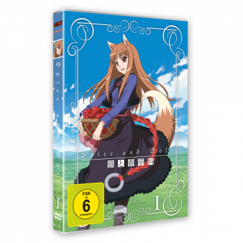 Spice & Wolf Vol. 1 DVD