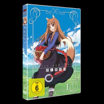 Spice & Wolf Vol. 1 DVD (VÖ: 05.12.2019!)
