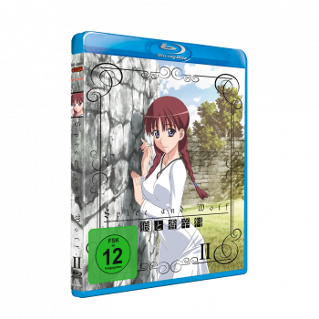 Spice & Wolf Vol. 2 Blu-ray