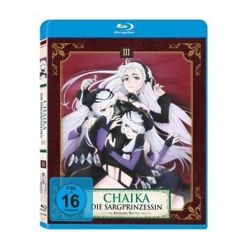 Chaika - Die Sargprinzessin - Avenging Battle (Staffel 2) – Vol. 3 - Blu Ray-Edition