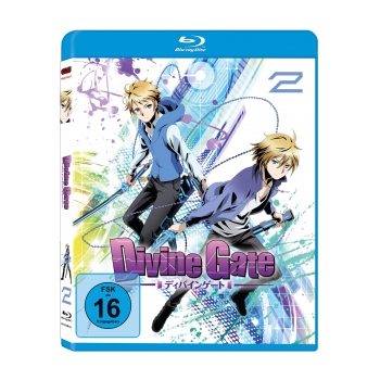 Divine Gate – Vol. 2 - Blu-ray-Edition