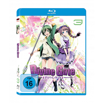 Divine Gate – Vol. 3 - Blu-ray-Edition