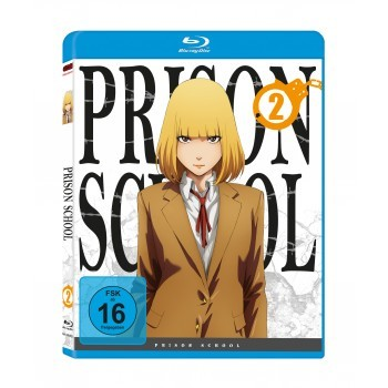 Prison School – Vol. 2 - Blu-ray-Edition