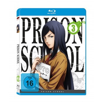 Prison School – Vol. 3 - Blu-ray-Edition