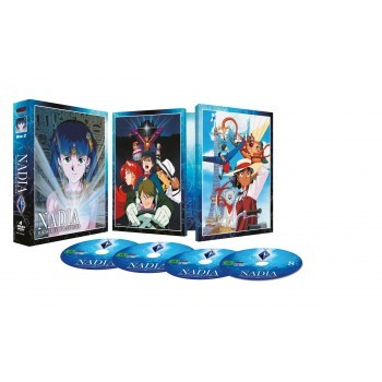 Nadia - The Secret of Blue Water - Collector's Edition Vol. 2 DVD