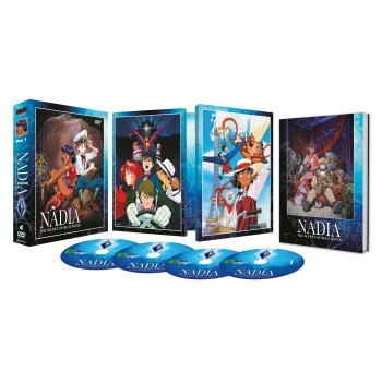Nadia - The Secret of Blue Water - Collector's Edition Vol. 1 DVD